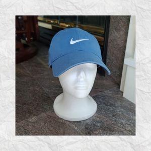 Nike Blue Golf Cap Mens Womens